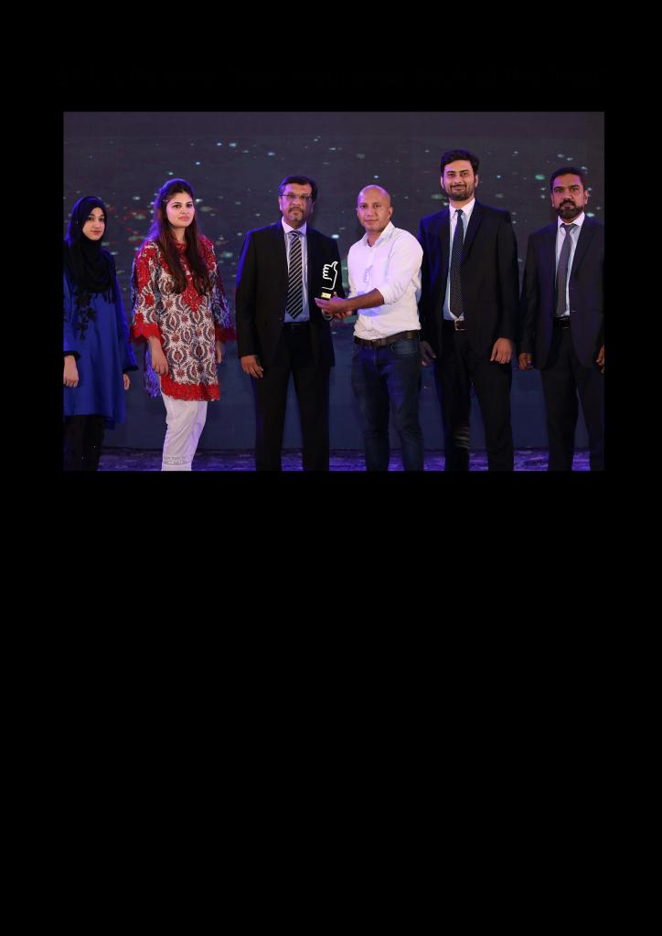 EFU Life wins 'Best Insurance Tech of the Year' | EFU Life ...